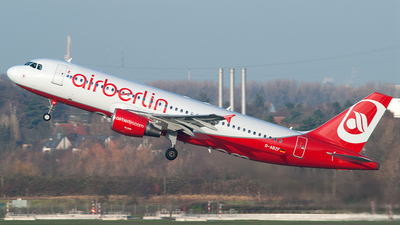 D-ABZF - Airbus A320-216 - Air Berlin