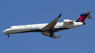 N765SK - Bombardier CRJ-701 - Delta Connection (SkyWest Airlines)
