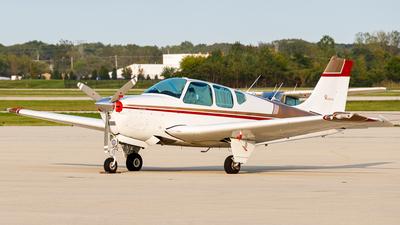 N631V - Beechcraft 35-33 Debonair - Private