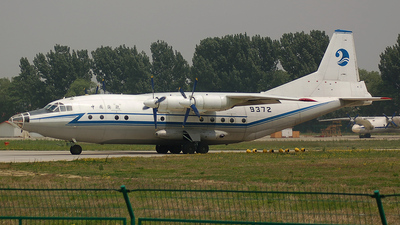 9372 - Shaanxi Y-8C - China - Navy