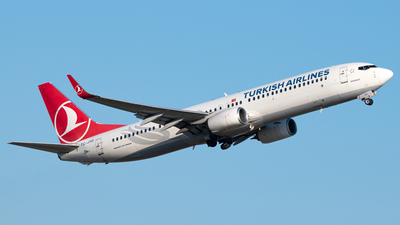 A picture of TCJYD - Boeing 7379F2(ER) - Turkish Airlines - © Kuzey Alan