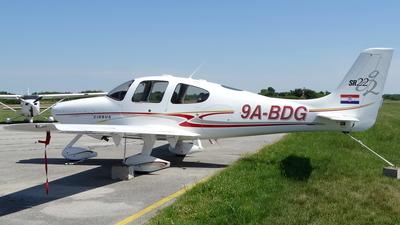 9A-BDG - Cirrus SR22-G2 - Private