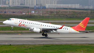 B-3172 - Embraer 190-100LR - GX Airlines