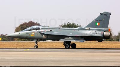 KH2018 - Hindustan Aeronautics LCA Tejas Mk.I - India - Air Force