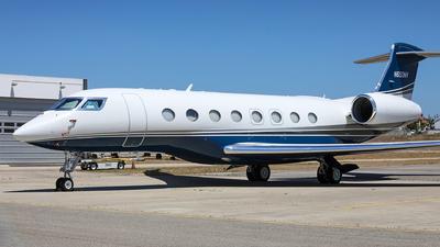 N650MV - Gulfstream G650 - Private