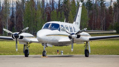 C-FVZM - Piper PA-31-310 Navajo - Aries Aviation Services