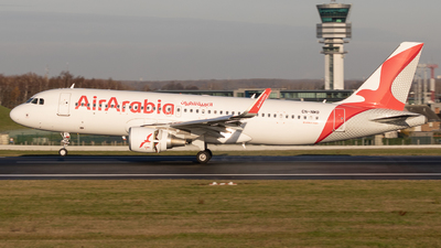 A picture of CNNMO - Airbus A320214 - Air Arabia - © Jeremy De Winter (jdw.spotting)