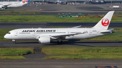 JA846J - Boeing 787-8 Dreamliner - Japan Airlines (JAL)