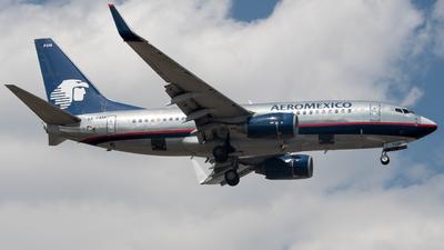 A picture of XAPAM - Boeing 737752 - [34293] - © Juan Carlos Alvarez