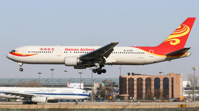 A picture of B2492 - Boeing 76734P(ER) - [33049] - © YangZhang