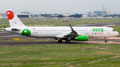 XA-VBI - Airbus A321-231 - VivaAerobus