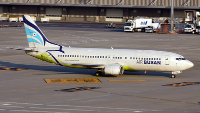 HL7508 - Boeing 737-48E - Air Busan