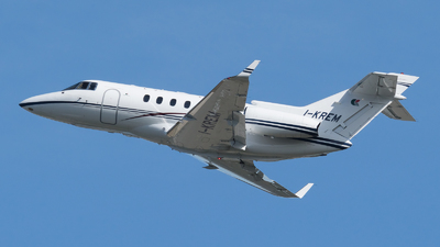 I-KREM - Raytheon Hawker 800XP - Interjet SRL
