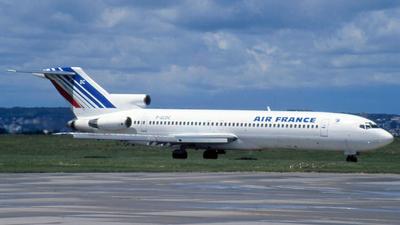 F-GCDC - Boeing 727-228(Adv) - Air France