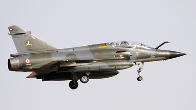 354 - Dassault Mirage 2000N - France - Air Force