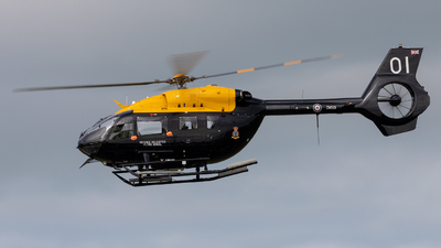 ZM501 - Airbus Helicopters H145 Jupiter HT.1 - United Kingdom - Defence Helicopter Flying School