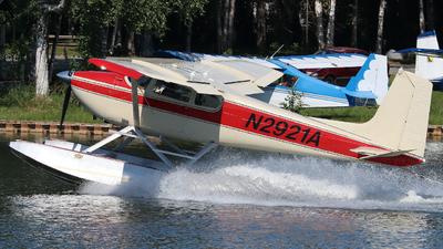 N2921A - Cessna 180 Skywagon - Private