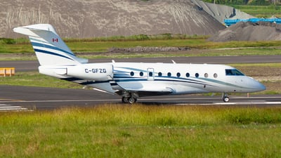 C-GFZG - Gulfstream G280 - Private