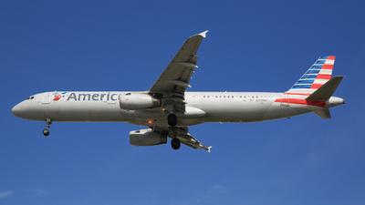 N509AY - Airbus A321-231 - American Airlines