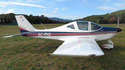 EC-FH3 - Tecnam P2002 Sierra - Private