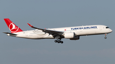 F-WZGD - Airbus A350-941 - Turkish Airlines