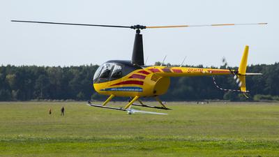 SP-HTM - Robinson R44 Raven II - Lotnicze Pogotowie Ratunkowe