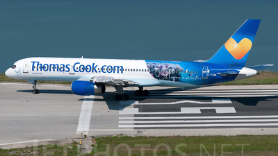 G-TCBB - Boeing 757-236 - Thomas Cook Airlines