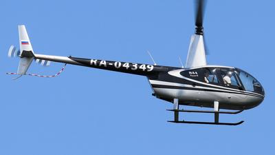 RA-04349 - Robinson R44 Raven II - Heliport