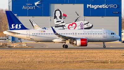 A picture of SEROO - Airbus A320251N - SAS - © Jevgeni Ivanov