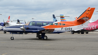 F-GVRX - Reims-Cessna F406 Caravan II - Technische Universität Braunschweig