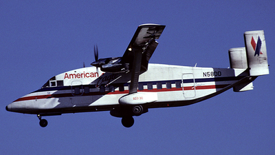 N58DD - Short 330-200 - American Eagle (Command Airways)
