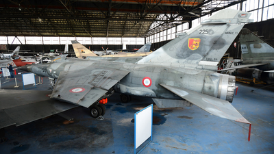 225 - Dassault Mirage F1CT - France - Air Force