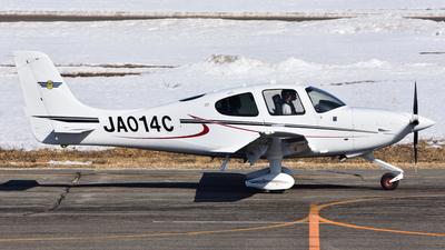 JA014C - Cirrus SR22 - Japan - Civil Aviation College
