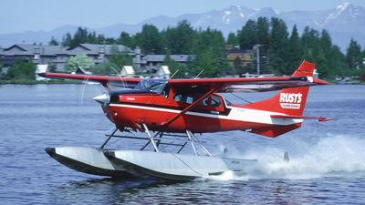 N756WY - Cessna U206G Stationair 6 - Rust's Flying Service