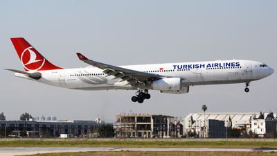 A picture of TCLOC - Airbus A330343 - Turkish Airlines - © Kayra D.