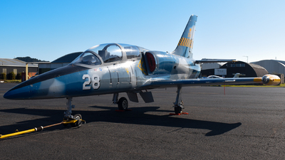 ZK-WLM - Aero L-39C Albatros - Private