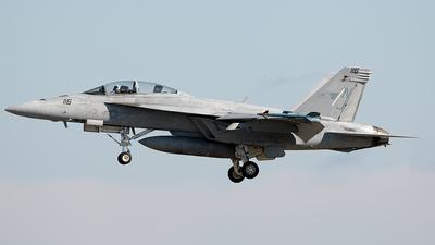 165915 - Boeing F/A-18E Super Hornet - United States - US Navy (USN)