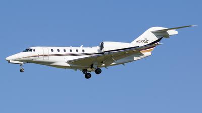 N577JC - Cessna 750 Citation X - Private