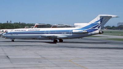 LV-MIO - Boeing 727-287(Adv) - Aerolíneas Argentinas
