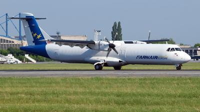 A picture of HBAFL - ATR 72202(F) - [0222] - © Marin Ghe.