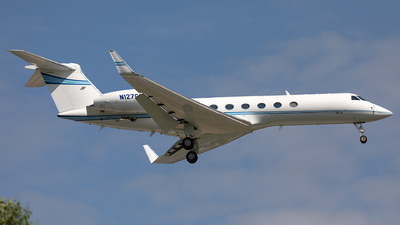 N127GG - Gulfstream G-V - Private