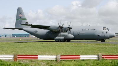 07-1468 - Lockheed Martin C-130J-30 Hercules - United States - US Air Force (USAF)
