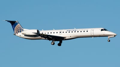 N14542 - Embraer ERJ-145LR - United Express (ExpressJet Airlines)