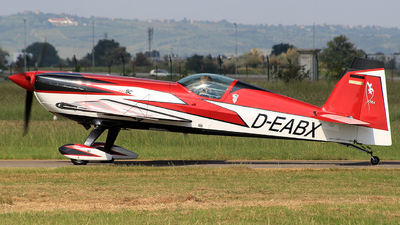 D-EABX - Extra 330SC - Private