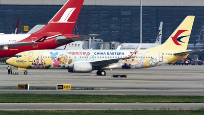 B-1316 - Boeing 737-89P - China Eastern Airlines