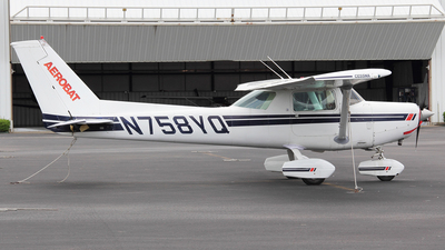 N758YQ - Cessna A152 Aerobat - Private