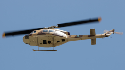6-4756 - Bell 214A Isfahan  - Iran - Army