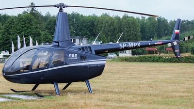 SP-MPX - Robinson R66 Turbine - Private