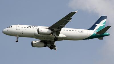 9V-SLF - Airbus A320-232 - SilkAir
