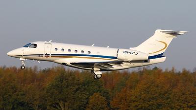 PH-LGD - Embraer EMB-550 Legacy 500 - Air Service Liège (ASL)